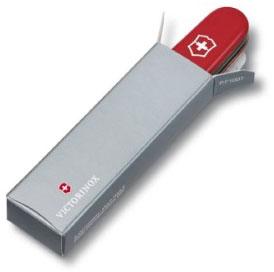 Stilvolle Verpackung für das Schweizer Taschenmesser